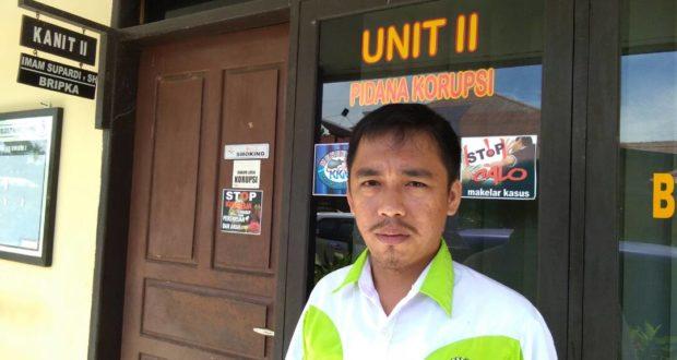 PGK Sultra Laporkan Dugaan Korupsi Diknas Konawe ke Polisi