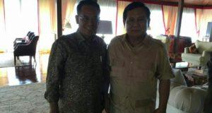 Mendaftar Sebagai Calon Gubernur, Prof Masihu Optimis Dapat Dukungan Dari Partai Gerindra