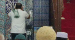 Kumandangkan Adzan di Masjid Raya Korsel, Bupati Konut Dapat Apresiasi Dari Muslim Setempat