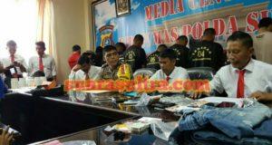 18 Pengedar Sabu dan Pil PCC di Kendari, Diringkus Polisi