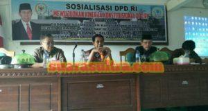 Perkuat Hubungan Kelembagaan, DPD RI Bangun Kerja Sama Dengan DAM