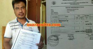 Dituding Potong Honor Perawat Desa, Mantan Kades Lambuluo Jawab Dengan Dokumen