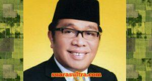 Pembangunan Bendung Pelosika Dicoret, Ridwan Bae: Saya Berharap Presiden Meninjau Kembali Kebijakan Itu