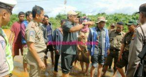 Pemda Konut Sigap Tangani Bencana Banjir