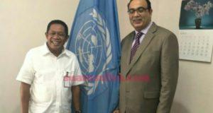 Hugua Wakili CTI LGN Kerja Sama Dengan UNESCO