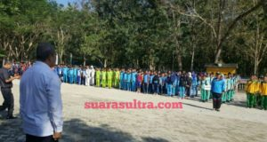 Pj Bupati Buka Seleksi Olimpiade Olahraga Tingkat Kabupaten Konawe