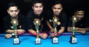 Sukses Gelar Open Tournament, Elok Biliard Bakal Menggelar Kejuaraan Selanjutnya