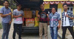 Ringankan Beban Masyarakat Sulteng, Join Bersama Pekat IB Kirimkan Bantuan