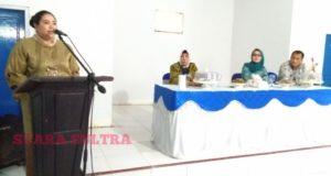 Supervisi 10 Program PKK di Konawe, Agista Harap Sekitar Kantor Bupati Ditata