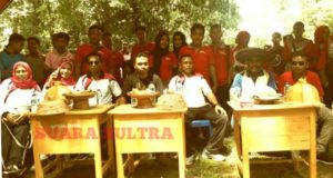 Ratusan Alumni SMAN 1 Barangka 'Serbu' Permandian Matakidi