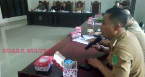 Hearing Dugaan Penyelewangan Dana Desa, Komisi I DPRD Konawe Keluarkan Rekomendasi