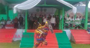 Tarian Budaya Tolaki Islami Warnai  Pembukaan STQH Ke-VI di Konawe Utara