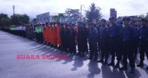 Kawal Pengamanan Arus Mudik,  Polda Sultra Bangun 75 Pos