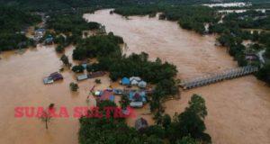 Pemulihan Bencana Banjir Konut Butuh Anggaran 600 Miliar
