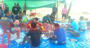 Rayakan Idul Adha, Polres Konawe Kurban 21 Ekor Sapi