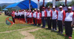 Bupati Konut Buka Kegiatan Jambore Kader PKK