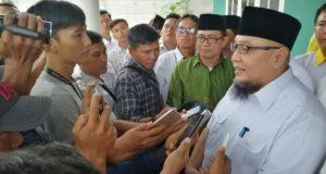 Kembalikan Berkas Pendaftaran, TEC Siap Hibahkan Tenaga dan Pikiran untuk Lampung Selatan