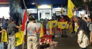 Aksi Solidaritas PB PMII untuk Randi
