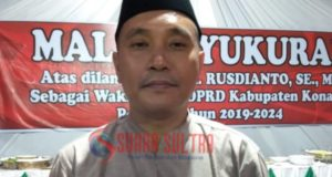Rusdianto Sebut Visi Misi Kery – Gusli Sejalan dengan Nawa Cita Presiden Jokowi