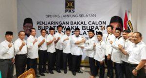 Tony Siap Wujudkan Lumbung Pangan, Pendidikan dan Kesehatan Gratis di Lampung Selatan
