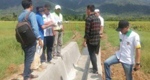 Monev, TP4D Kejari Konawe Tinjau Pelaksanaan Proyek di Konut