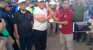 Ruksamin Buka Secara Resmi Turnamen Konasara Cup 1