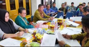 DPRD Konawe Bahas 13 Raperda, Salah Satunya Tentang Perlindungan Guru