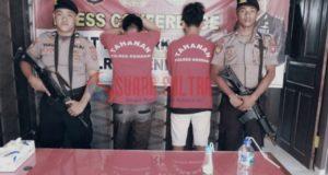 Pesta Sabu di Kamar Kos, Dua Pria Ditangkap Polisi