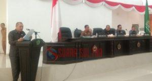 Pansus DPRD Konawe Setujui Sebelas Rancangan Peraturan Daerah
