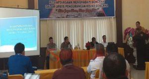 Pemda Konawe Gelar Rapat Koordinasi Kesiapsiagaan Menghadapi Bencana