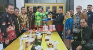 DPRD Konawe Terima Kunjungan Kerja Banggar dan Banmus DPRD Kota Banjarbaru