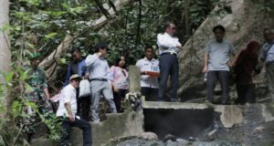 Tinjau Potensi Pariwisata di Soppeng, Gubernur Sulsel Gandeng Investor Jepang