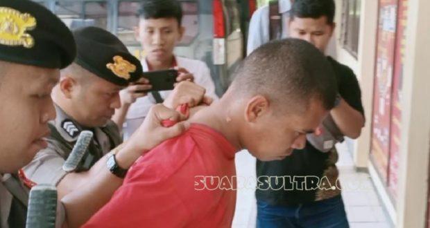 Peras Mahasiswi, Buser 77 Gadungan Ditangkap Polisi