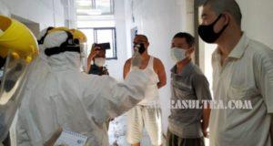 Dinkes Konawe Periksa Kondisi Kesehatan 49 WNA di Morosi, Ini Hasilnya