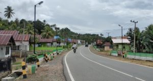 Manfaatkan DD, Kades Alo alo Genjot Pembangunan di Desanya