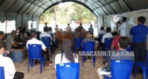Blokir Dibuka, Masyarakat Konawe Terima BLT Desa Sebelum Lebaran