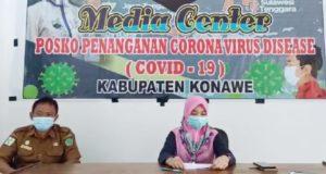 ODP Bertambah Dua Kasus Baru, Kamar Pasien di RSD Covid-19 Konawe Penuh