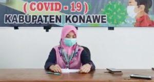 Terbaru Kasus Covid-19 Konawe, Dua Pasien Positif Corona Dinyatakan Sembuh