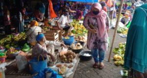 Pasar Dibuka Serentak, Strategi Bupati Soppeng Berhasil Pecahkan Kosentrasi Massa
