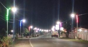 """Gunakan Dana Desa, Desa Kokapi """"Disulap"""" Ala Perkotaan di Malam Hari"""