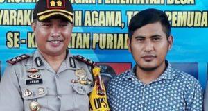 Rahman Liambo: Kades Punya Perang Penting Ciptakan Situasi Kondusif di Wilayahnya