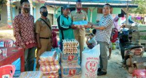 Bantu Warga Terdampak, Rusdianto: Semoga Kedepan Tidak Jadi Langganan Banjir Lagi