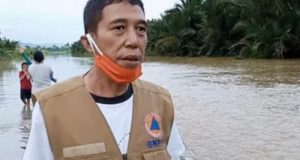 BPBD Konut Tangani Banjir di Enam Kecamatan