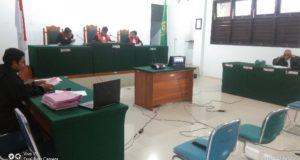 Perkara PT Naga Bara Perkasa Resmi Disidangkan
