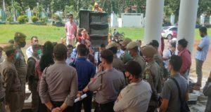 Projo Tuntut Pembayaran Honor Aparat Desa, DPRD Konawe Siap Gelar Hearing