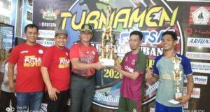 Pinrang FC Juara Baru Turnamen KKSS Konawe Cup IV 2020
