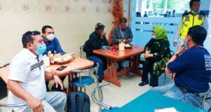 Hadiri Undangan KKS, Bupati dan Ketua DPRD Soppeng Tiba di Kota Lulo