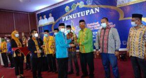 Konut Juara 3 Umum STQH XXVI Tingkat Provinsi