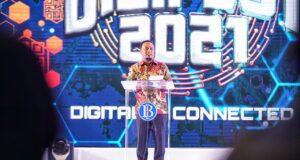 Wakil Bupati Soppeng Hadiri Pengukuhan Tim P2DD