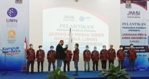 Pengukuhan JMSI Banten Dihadiri Ketua Komnas HAM
